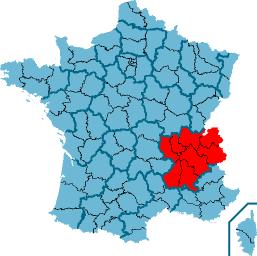 entreprises locales en Rhône-Alpes